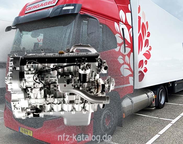 Iveco entwickelt DME-Motor — Gas der Zukunft?