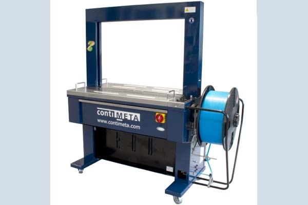 Contimeta Contistrap 2115 — basic model table strapping machine