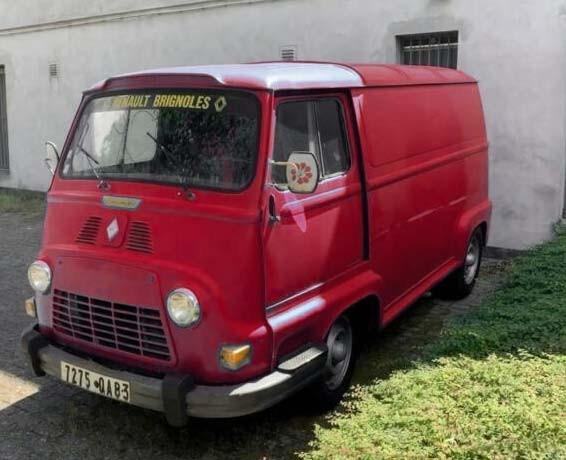 Renault Estafette (1969)