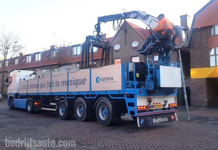 Van Hool 3B2022 — Stenenoplegger