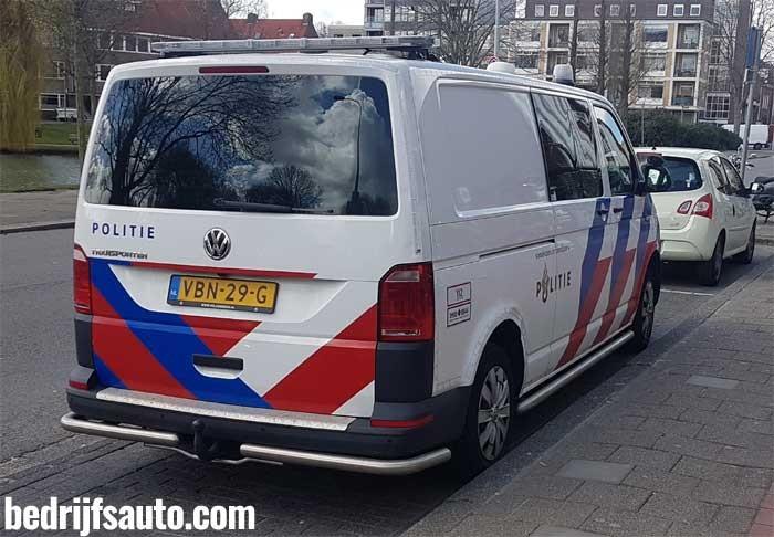 Volkswagen Transporter T6 WB340 2.0 TDI 110kW 3,0t Dubbele cabine