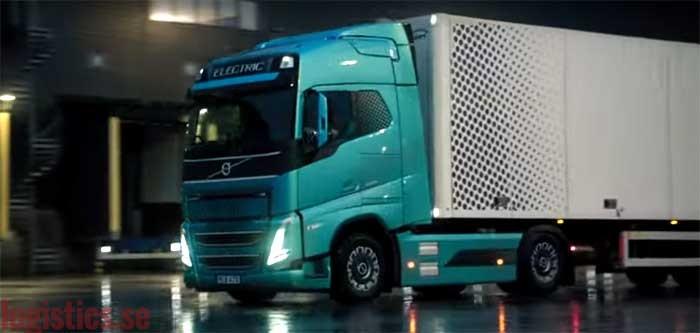 Volvo Trucks start verkoop van elektrische FH, FM en FMX