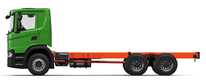 Scania G450 XT 6x6