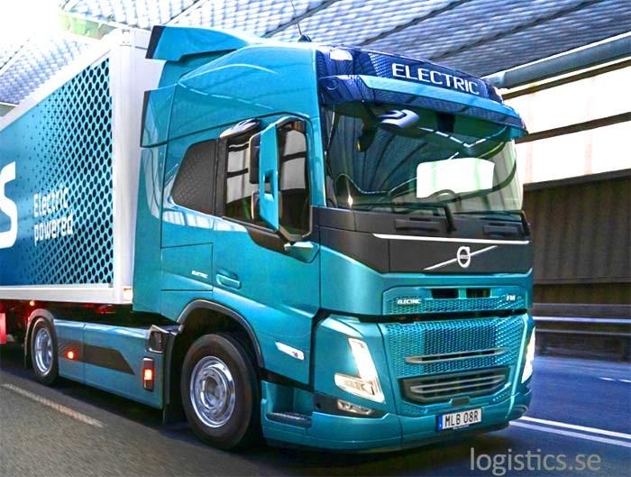 Volvo FM Electric 4x2T
