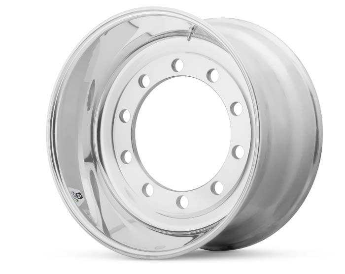 """Alcoa 22.5"""" x 11.75"""" Ultra ONE — superleichte und starke Anhängerfelge aus Aluminium"""