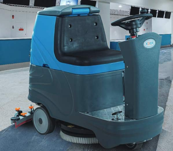 KUER KR-XJ60D zit-schrobmachine