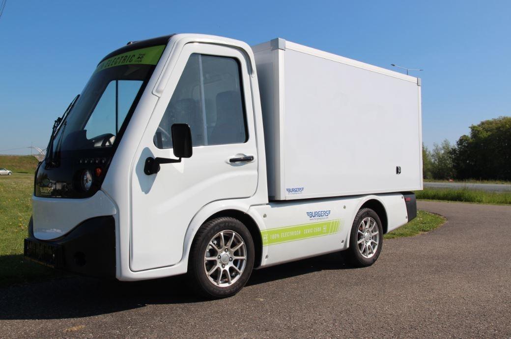 Sevic Cargo 500 - Koffer