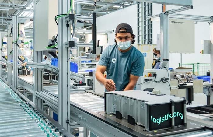 Solarwatt start met productie van huisbatterijen