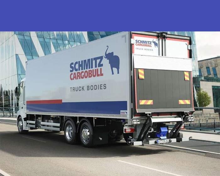 Schmitz M.KO Cool — Aufbau für Kühl-/Tiefkühltransport