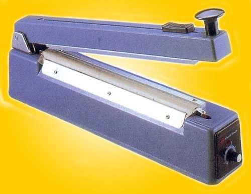 PFS (TEW) Handsealmachines & -apparatuur Sealbreedte van 10cm -  50cm (ook voetbediend)