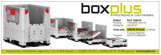 Boxplus Big Boxen