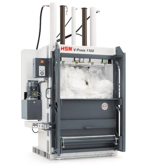 HSM V-Press 1160