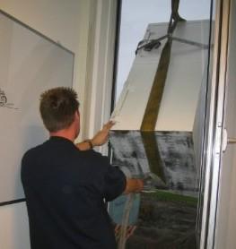 Rollema: Installatie en logistiek van brandkasten en kluizen