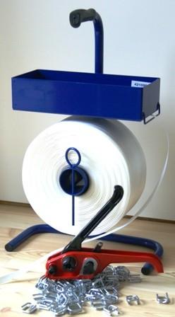Kortpack Polyesterband 13 mm