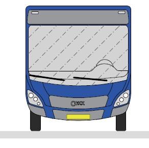 Coxx CABX Shortcab Verkoopwagen
