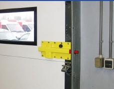 Cargo-Lock Overhead Door-Lock