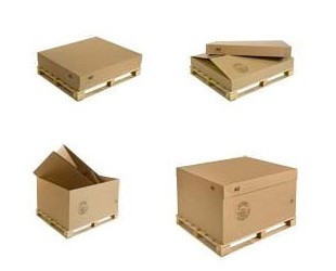 SCA Industrial Kit pack palletbox