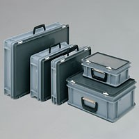 Engels RAKO Kunststof koffers