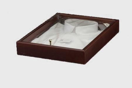 Krepel Cassettes Houten shirtverpakking