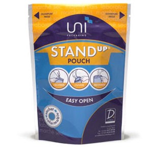 Uni-Packaging Stand-up pouches