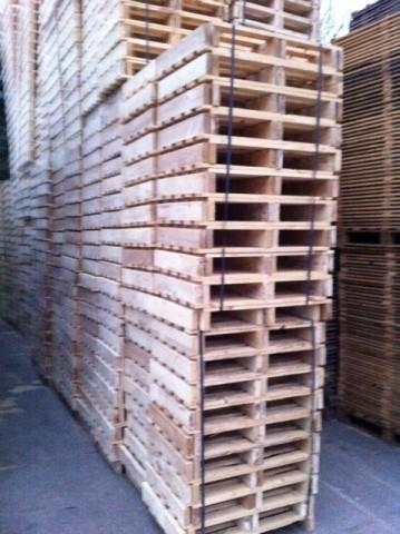 Palletfabriek Ten Hove Pallet, type balk