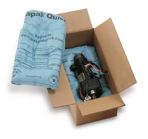 Bangma Verpakking Instapack Quick Schuimsysteem