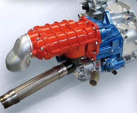 Hydrocar - Mouvex MH6 bulkcompressor