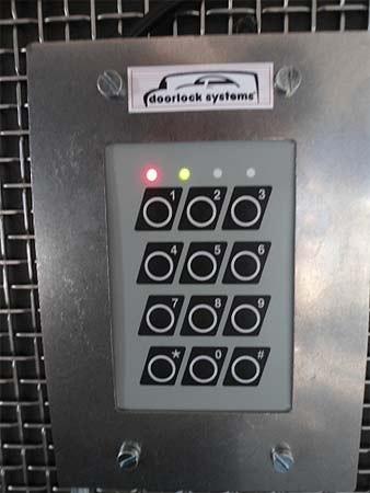 van Wijk DoorLock Systems Beveiliging