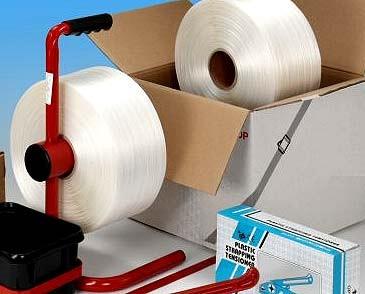 Tromp Verpakkings Partners Polyester Textielvezelband