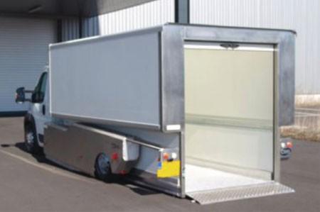 Coxx LiftBoxx XF50-45 115 kW occasion
