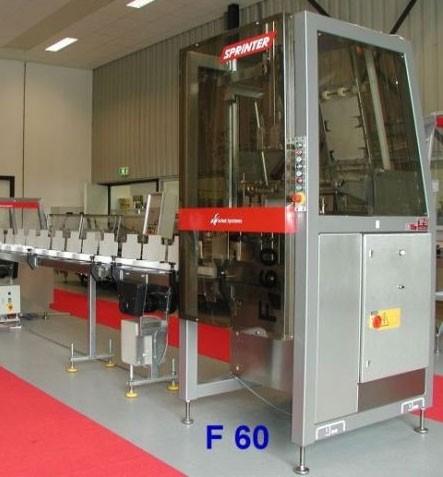 Schut Systems Verwerking van trays met sprinterlocking