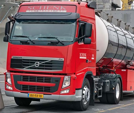 Volvo FH 420 4x2T Luchtvering ADR