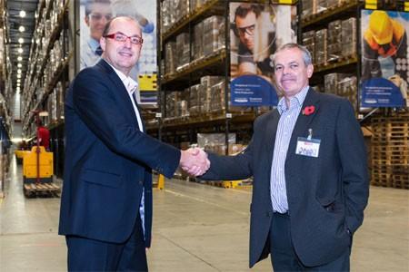XPO Supply Chain opent nieuw DC voor Kimberley-Clark professional