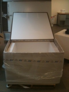 Isotherm palletbox Palletbox