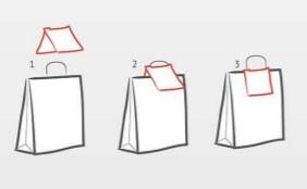 Boom Packaging BagLabel