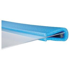 Rajapack U-profiel met hoge randen