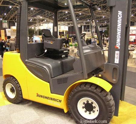 Jungheinrich TFG 550S