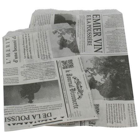Paardekooper papieren zak le journal
