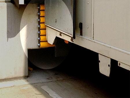 A-Safe Aanrijdbeveiliging: Dock Roller
