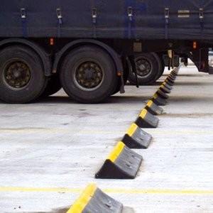 A-Safe Aanrijdbeveiliging: Truckstop