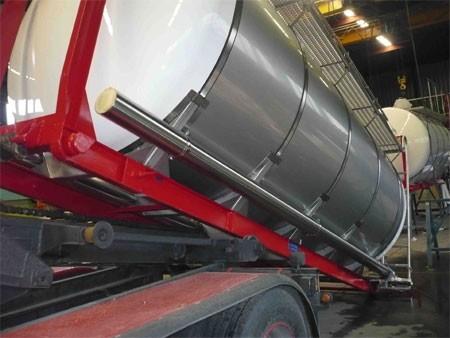 Lijzen Tankcontainer