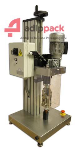 Roll On Pilfer Proof Doppensluitmachine ADLP ROPP CAP1