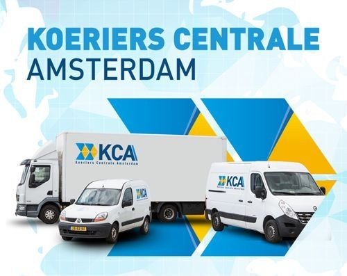 Koeriers Centrale Amsterdam — Koeriersdiensten, Spoed, Sameday-, Nextday en Over