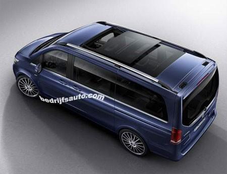Mercedes-Benz Panorama-schuifdak