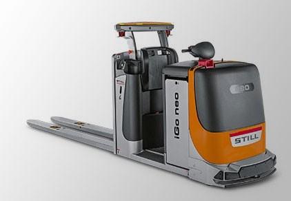 STILL iGo neo CX20 autonome orderverzameltruck