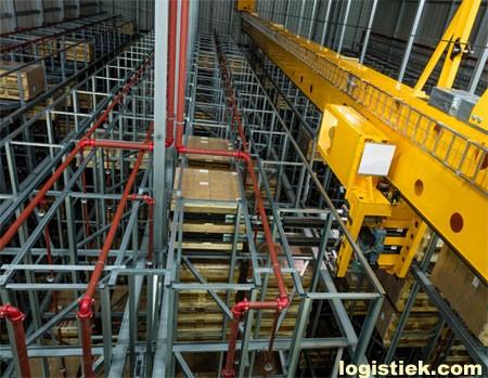 Jungheinrich bouwt automatisch silo-magazijn voor Hewi G. Winker