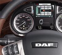 DAF Trucks nieuwe cabine XF en CF / HVAC klimaatbeheersing / Exclusive Line
