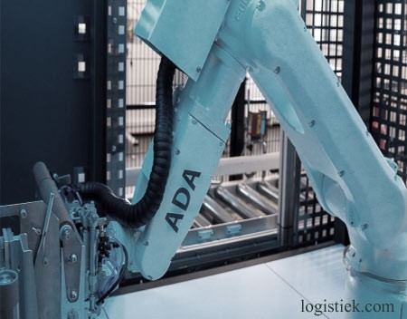 Inther Logistics Robotics ADA Automated Document Applicator