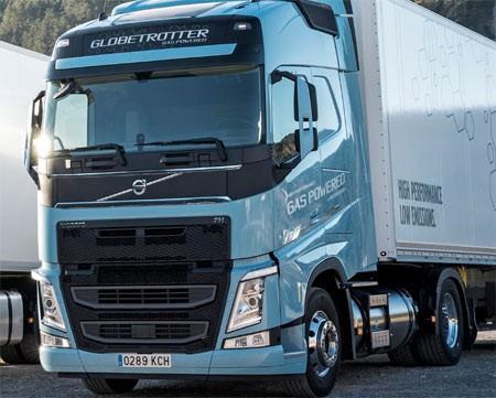 Volvo FH LNG 420 / 460