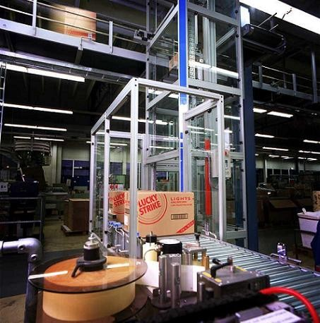 Van Riet material Handling Systems b.v. S - Lift